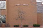 Central Services Building